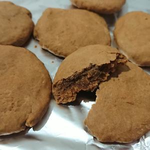 焼くまで5分のインスタントコーヒークッキー