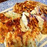 ジューシー焼き餃子☆白菜とニラバージョン
