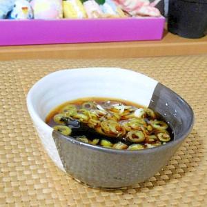 湯豆腐のつゆ