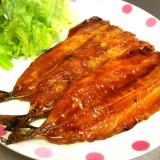 鰻タレ活用のさんまの照り焼きʚ♡ɞ