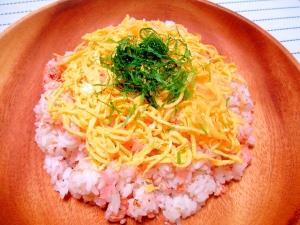 さっぱり美味しい☆鮭寿司