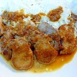 柔らかお肉に絡むタレがご飯に合う♪豚ヒレ肉のソテー