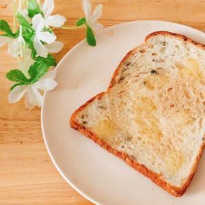 懐かしい味ꕤ きな粉バタートースト