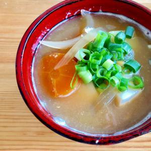 野菜たっぷり☆納豆味噌汁
