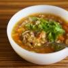 三十雑穀とレンズ豆の具だくさんスープ
