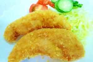 シンプル 鶏ささみのフライ(ささみカツ)