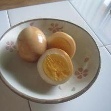 やみつきです♪煮卵