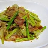 御飯がすすむ お弁当に 豚肉の味噌だれ炒め