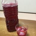 手作り!赤紫蘇ジュース