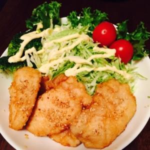 安い美味い柔らかい胸肉レシピ