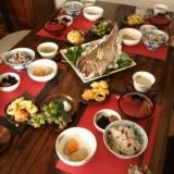 ゜*御食い初めに頭付き鯛のオーブン焼き゜*