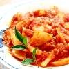 大根とツナのトマト煮