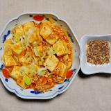 甜麺醤要らず♪簡単マーボー豆腐
