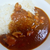 【豚骨スープ再利用】ラーメン屋風カレー