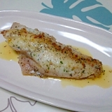赤魚のハーブ焼き++
