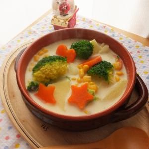 寒い日に食べたい!「シチュー」が主役の献立