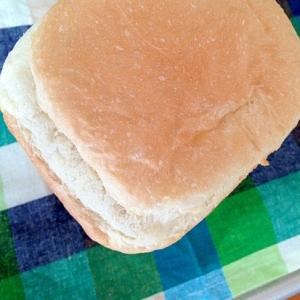 HBで!中力粉と強力粉の食パン☆