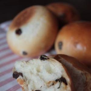 レーズン丸パン