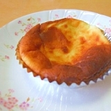 オーブントースターで焼ける、超簡単チーズケーキ
