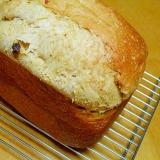 HBにおかませ!黒糖レーズン食パン♪