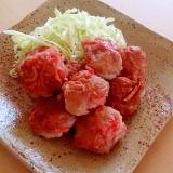 簡単・絶品~豚肉と紅生姜の唐揚げ~