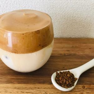 お家カフェにタルゴナコーヒー♪