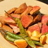 牛肉の醤油煮*簡単チャンジョリム