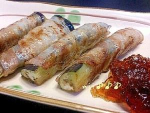 トロトロナスと豚肉の甘辛オイスター炒め【E・レ …