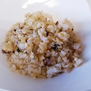 叉焼と長葱の卵チャーハン