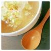 春雨と豆腐のあったかスープ