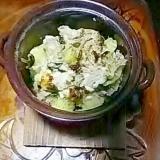 チキン&ポテトのバジル焼き