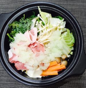 【鍋レシピ11選】(3)雪見鍋