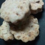 マクロビ★くるみ入り米粉クッキー