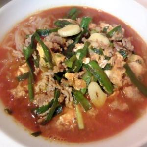 宮崎名物辛麺
