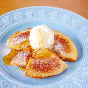【楽天市場商品で作る】りんごバームフレンチトースト