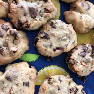 ザクザク!米粉でチョコナッツクッキー