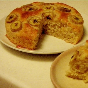 卵なし ホットケーキミックス パウンドケーキ