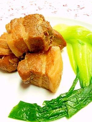 あっさり豚の角煮