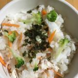 離乳食完了期 簡単ちらし寿司