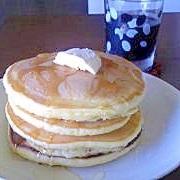 HMは使わないパンケーキ