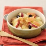 さつま芋とリンゴのサワー煮