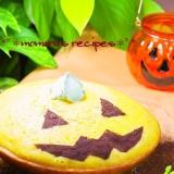 HMと炊飯器で簡単♡ふわふわシットリかぼちゃケーキ