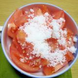 砂糖が染み込んだ甘~いトマト♪