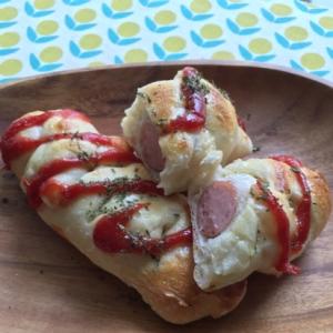 オーブンなしでもできる!HBで簡単ウインナーパン