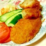 懐かしい味❤豚挽肉コロッケさん❤