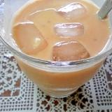 アイス☆マンゴーヨーグルトきなこミルク♪