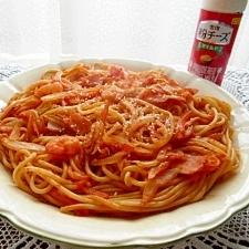 小海老スパゲティー