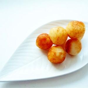 長芋餅の揚げ団子