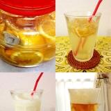 オレンジと紅茶☆サワードリンク