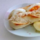 タラモ玉サンド